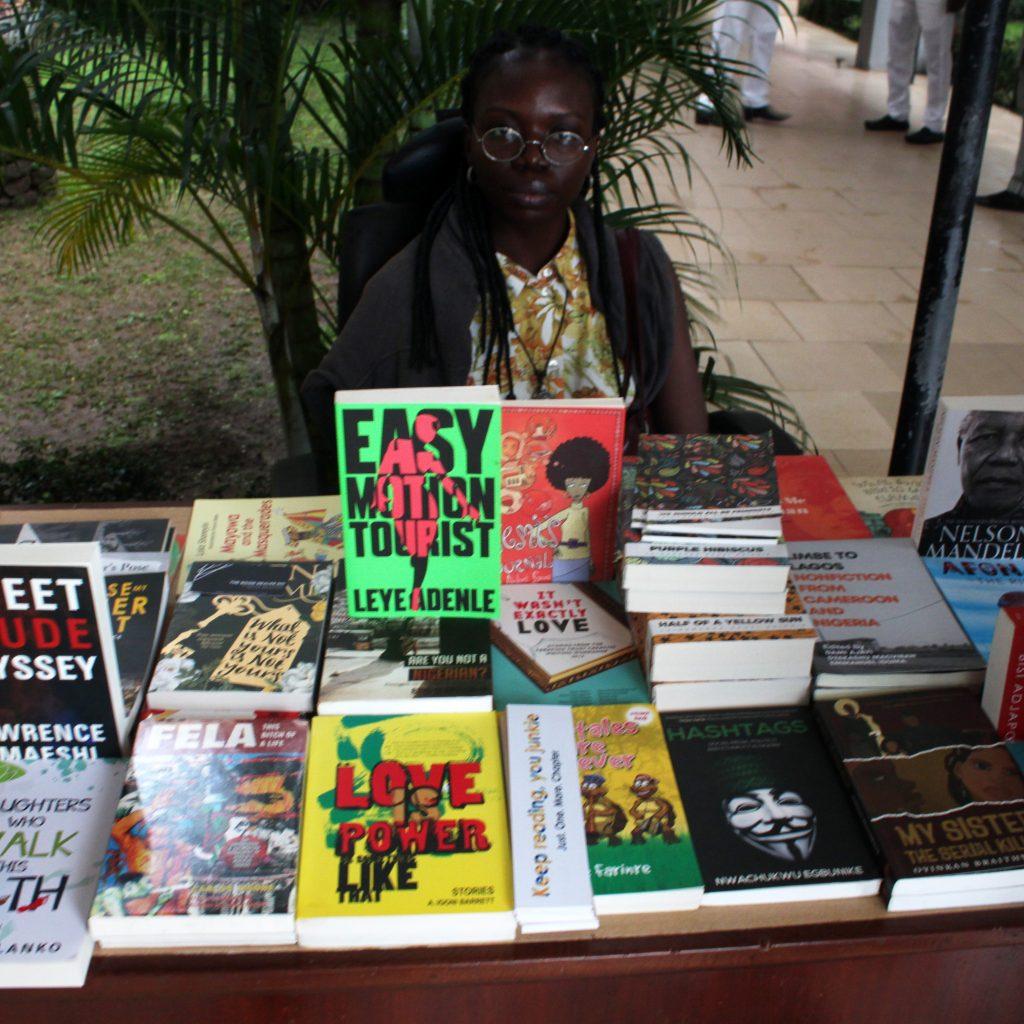 Bookdealer Agbowo Art ArtsnChill African Art